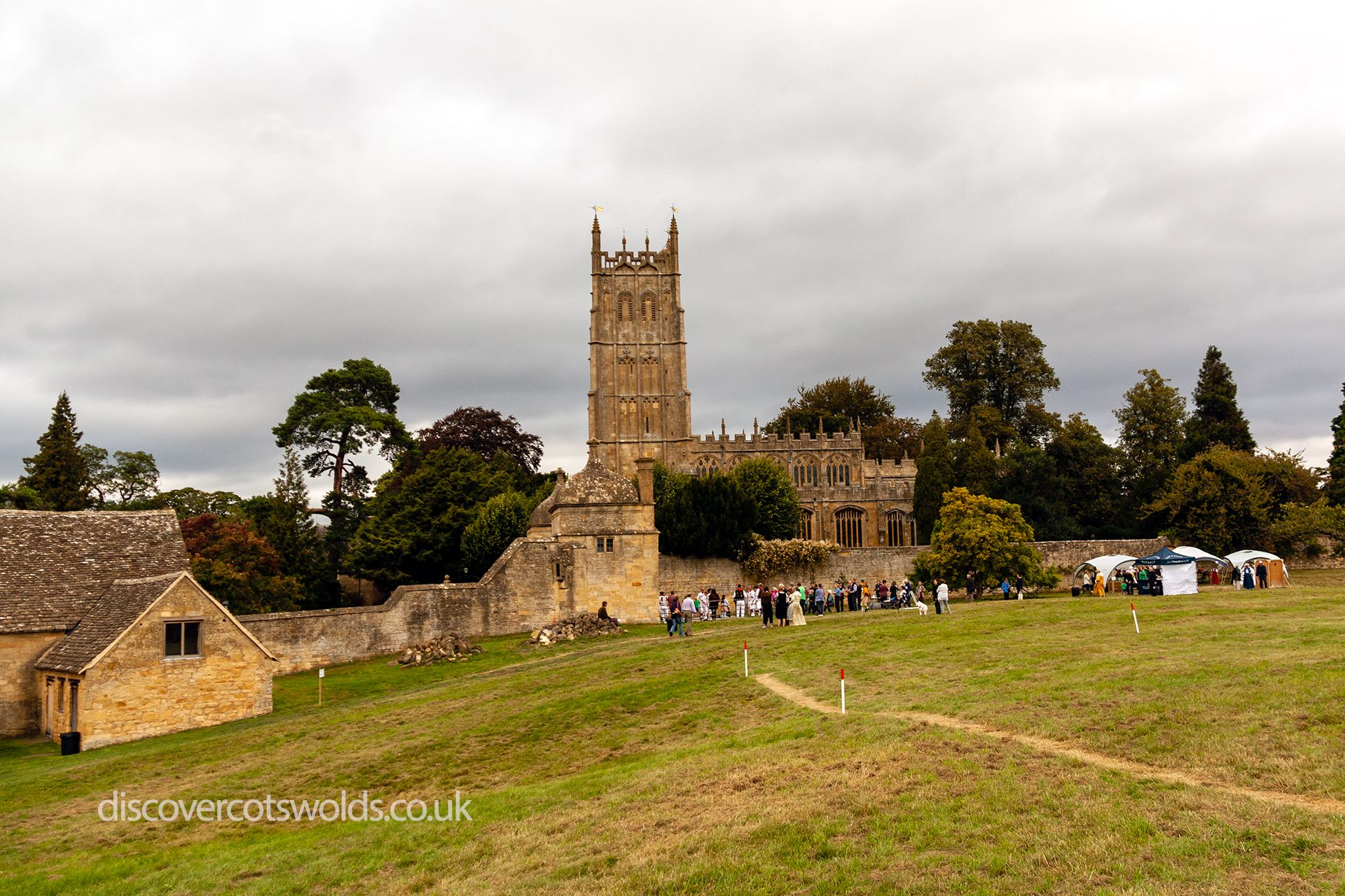 St James' Church in Chipping Campden